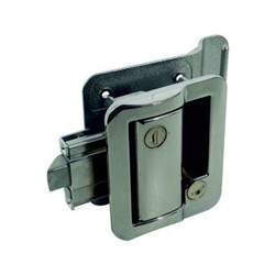 Travel Trailer Exterior Latch Stainless