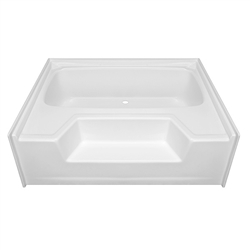 54 Quot X 40 Quot Garden Tub For Mobile Homes 54x40 Garden Tub