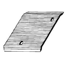 Aluminum Floor Seam Binder