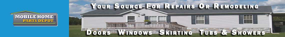 Mobile Home Parts And Supplies