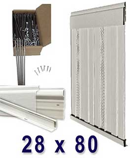 Complete 28x80 Skirting Package