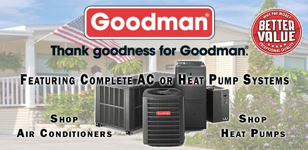 Complete Mobile Home AC and Heat Pump Systems