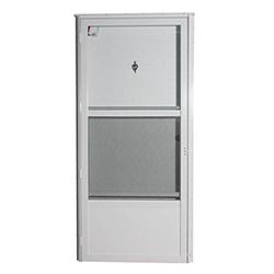 Elixir 6000 Mobile Home Combo Door With Knocker Amp Viewer