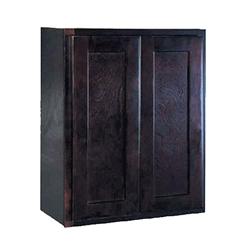 Mobile Home Kitchen Wall Cabinet Espresso 24x30x12