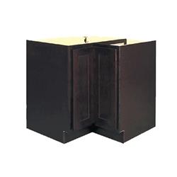Mobile Home Kitchen Lazy Susan Cabinet Espresso 36x34 5x24