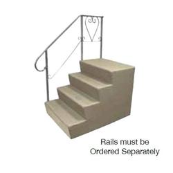 Economy Step Rails
