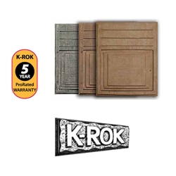 K Rok Access Doors Rustic Abs Molded Skirting Panels