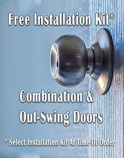 Free Installation Kit
